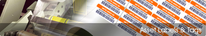 Serial Number Labels